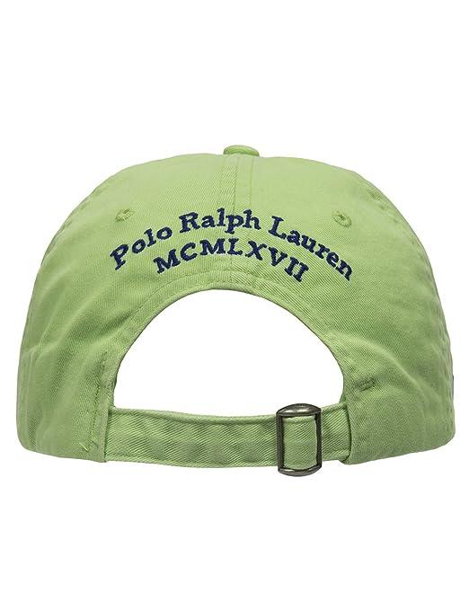 Ralph Lauren - Unisex - Cappellino da Baseball
