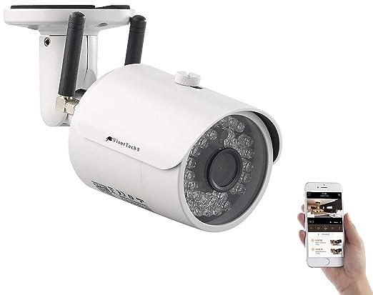 VisorTech - Tarjeta SIM para cámara de vigilancia (IP HD, gsm, 3G ...