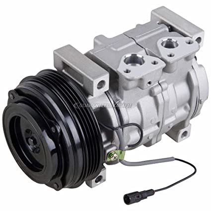 AC Compressor & A/C Clutch For Suzuki Grand Vitara & XL-7 -