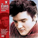 Elvis Christmas Album (Vinyl LP + CD + Digital Download) [RED VINYL]