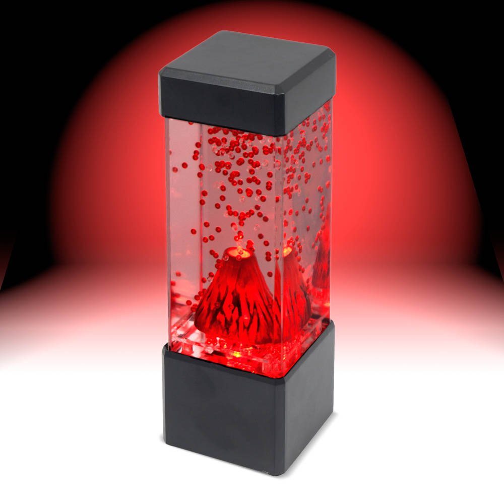 Fascinations home decor volcano lamp ebay