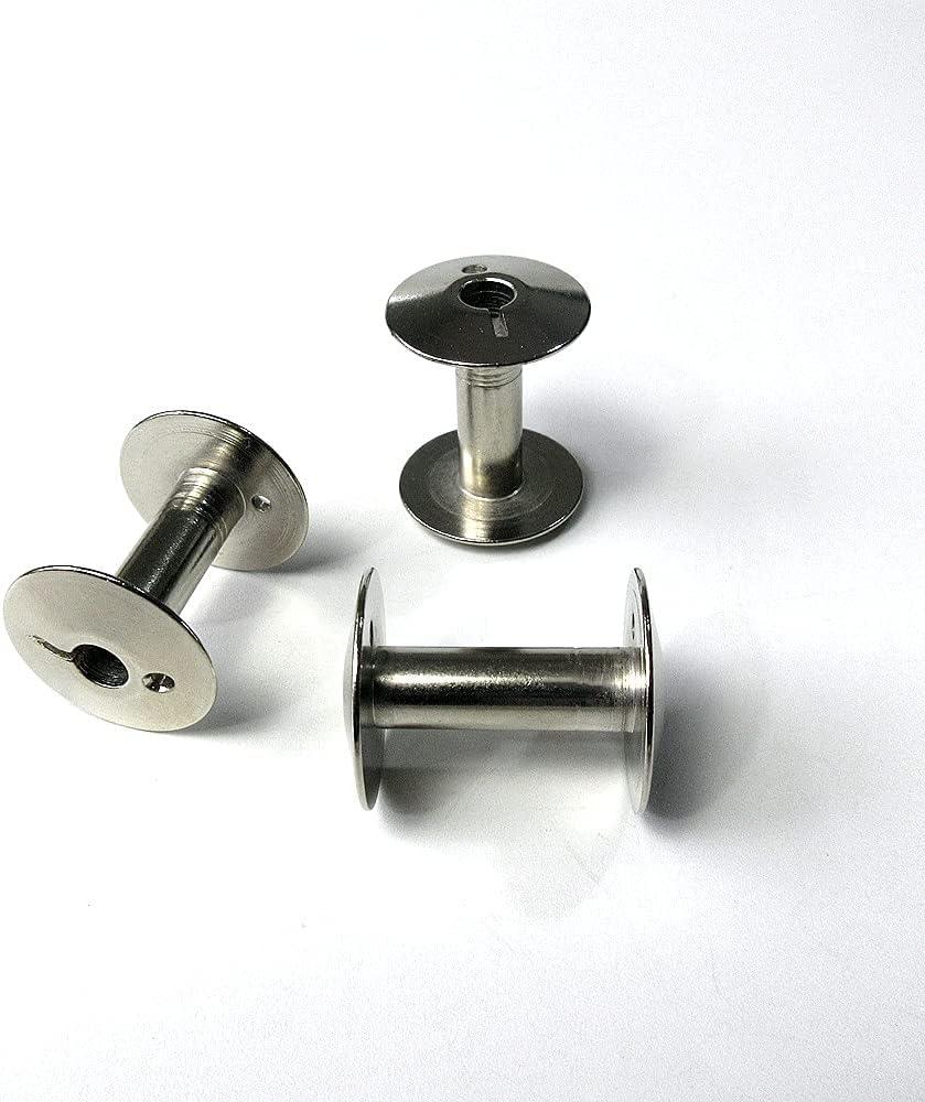 3 bobinas #11910 para máquina de coser Singer 7-9, 7-34, 7-48 Consew 733R