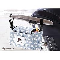 Carro Bebé Bolso de bolsa de almacenamiento bolsa