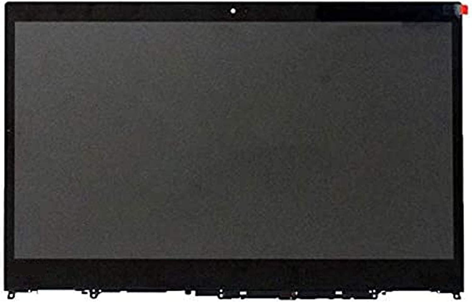 "YCLM Replacement Screen 15.6"" LED LCD Touch Screen Digitizer Assembly Compatible with Lenovo Yoga 520-15 520-15IKB 80X9 with Blaze"