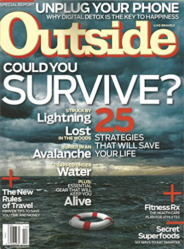 Outside Magazine (October 2014, Could You - Outside Gear Magazine