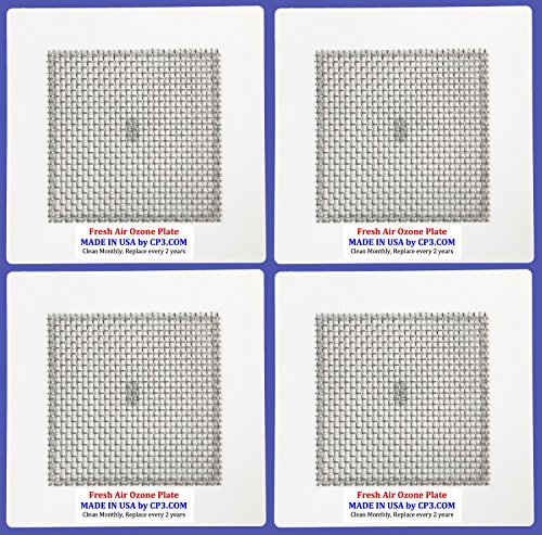 4 Universal Ozone Plates MADE IN USA By CP3 Inc. 4.5