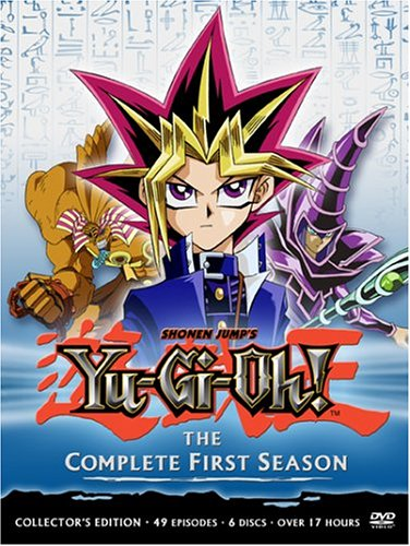 Yu-Gi-Oh - The Complete First Season