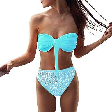 44fdfa9e1b02 Traje De Baño De Mujer, RETUROM Bañadores Bikinis Bikini Correa del ...