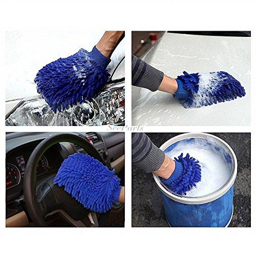 gants de lavage de voiture microfibre gratuit chiffon de nettoyage premium en microfibre de. Black Bedroom Furniture Sets. Home Design Ideas