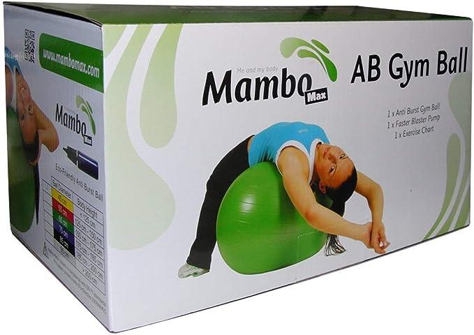 Mambo 05-010102 - Pelota de entrenamiento (plástico ABS y bomba de ...