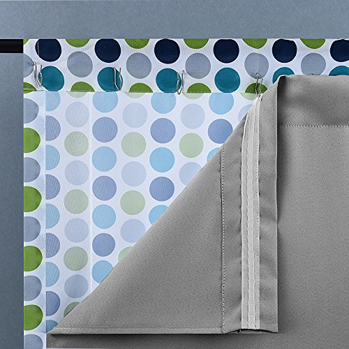Hang Drapery Panels (NICETOWN Thermal Insulated Rod Pocket 92