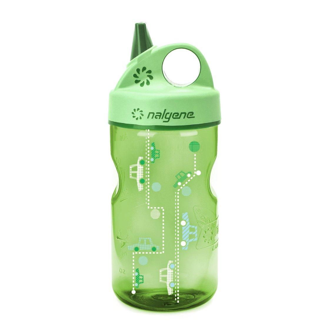 Nalgene 'Everyday Grip de N- Gulp' –  0,35 l, verde, diseñ o de coches 35l diseño de coches 661195821315