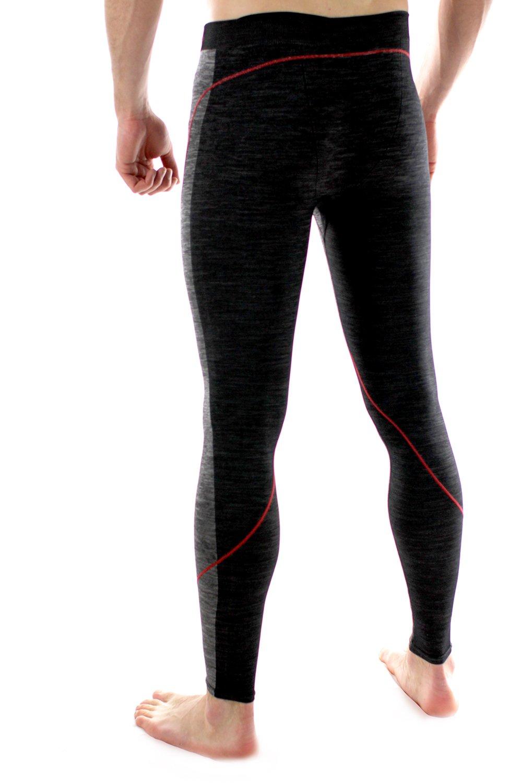 Attillati per Yoga e allenamenti in Palestra Sundried Leggings Uomo per Palestra Prodotti in Portogallo