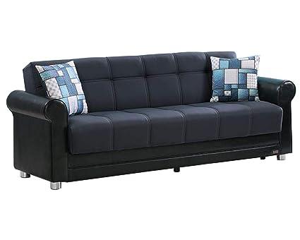 Amazon.com: BEYAN SB 2018 Hudson Upholstered Living Room ...