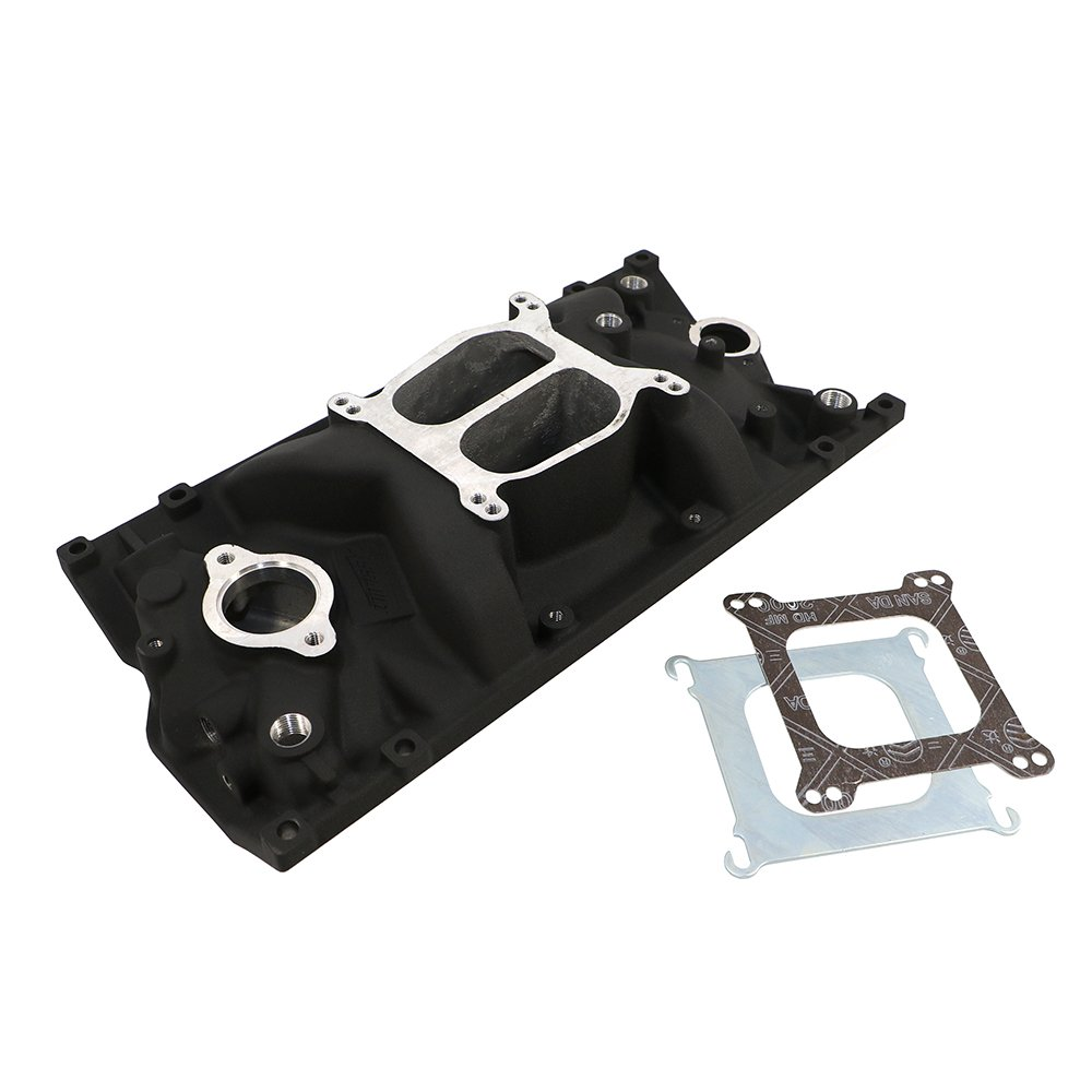 Amazon.com: Assault Racing Products PC2007 Small Block Chevy Dual ...
