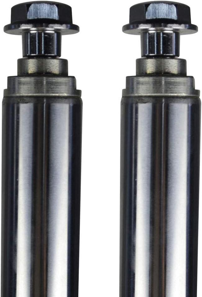 FLYPIG New 27 Front Forks Tubes Absorber Shocks Shocker Suspension Fit for HONDA CG125 CT90 CT110 Motorcycle Trail Dirt Pit Pro Bike