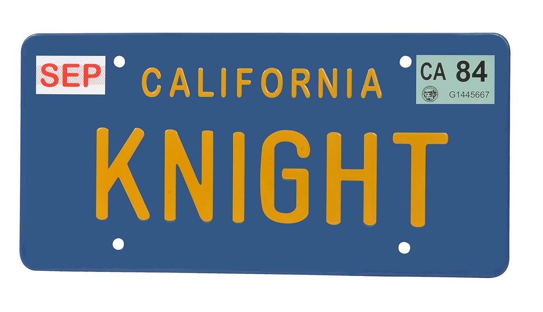 Knight License Plate Replica Diamond Comic Distributors NOV111474 DIAMOND SELECT TOYS Knight Rider