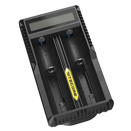 Amazon.com: NITECORE UM20 – 2 puertos USB cargador de ...