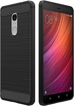 Simpeak Funda Compatible para Xiaomi Redmi Note 4 (5,5 Pulgadas ...