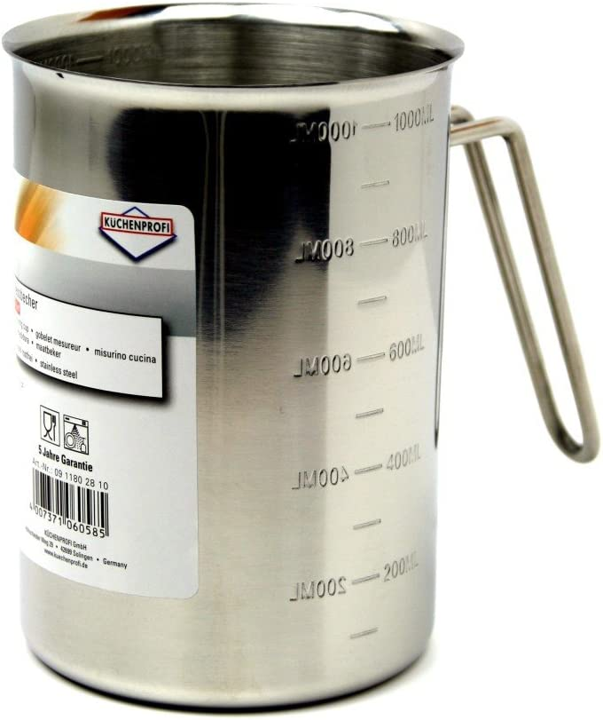 Special price for a limited time Kitchen Professional Memphis Mall 0911802810Measuring jug 1L with Handle