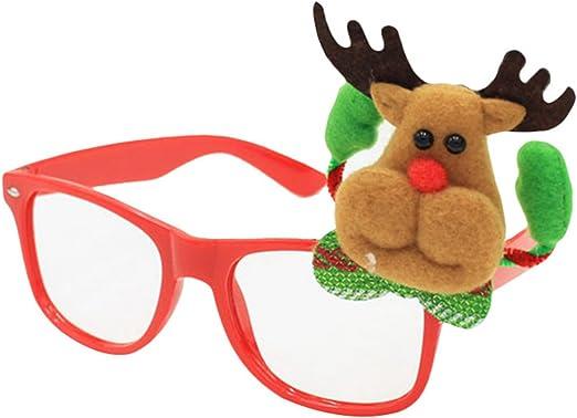 La vogue sol cóctel Gafas Disfraz Disfraz Christmas Navidad ...