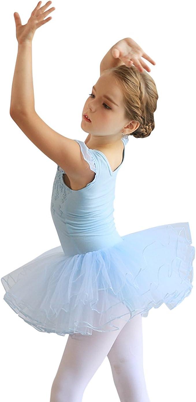 Body ginnastica Body senza maniche Top Floral Dance Abbigliamento da ballo