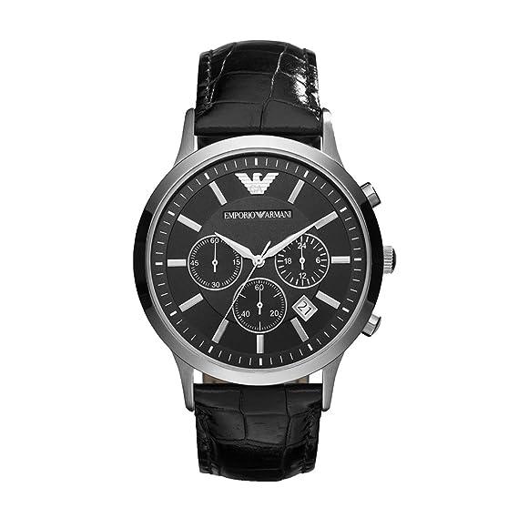 418b10a0440e Reloj Emporio Armani para hombre AR2447  Emporio Armani  Amazon.es  Relojes