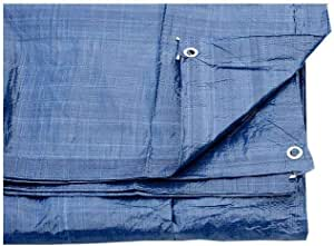 Cover Plastic size 15 in 10 Blue