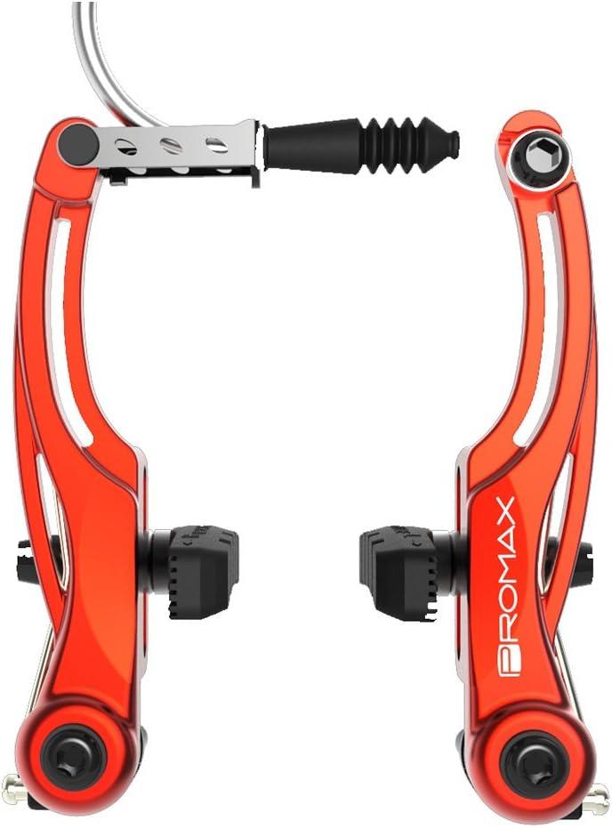 Linear Pull for V-Brake /& Mechanical Disc Bike NEW PROMAX Left Brake Lever