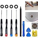 oGoDeal Precision Pentalobe Screwdriver Set P2 P5 P6 5-Point 5-Star 0.8 mm, 1.2 mm & 1.5 mm 3Pcs Pentalobe Screwdriver Bits O