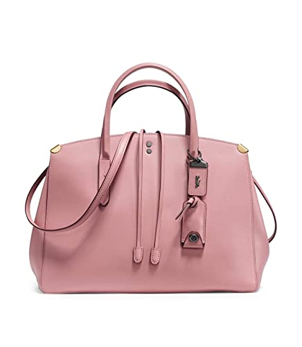 7dd82b6c9 Amazon.com: Coach 1941 Cooper Glove-Tanned Carryall Tote Bag in Dusty Rose:  Shoes