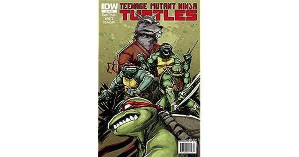Amazon.com: Teenage Mutant Ninja Turtles #2 eBook: Kevin ...