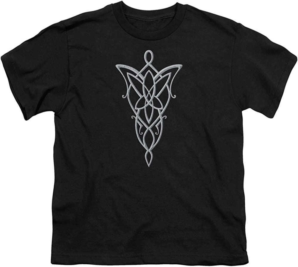 Lord Of The Rings Arwen Necklace Youth T-Shirt