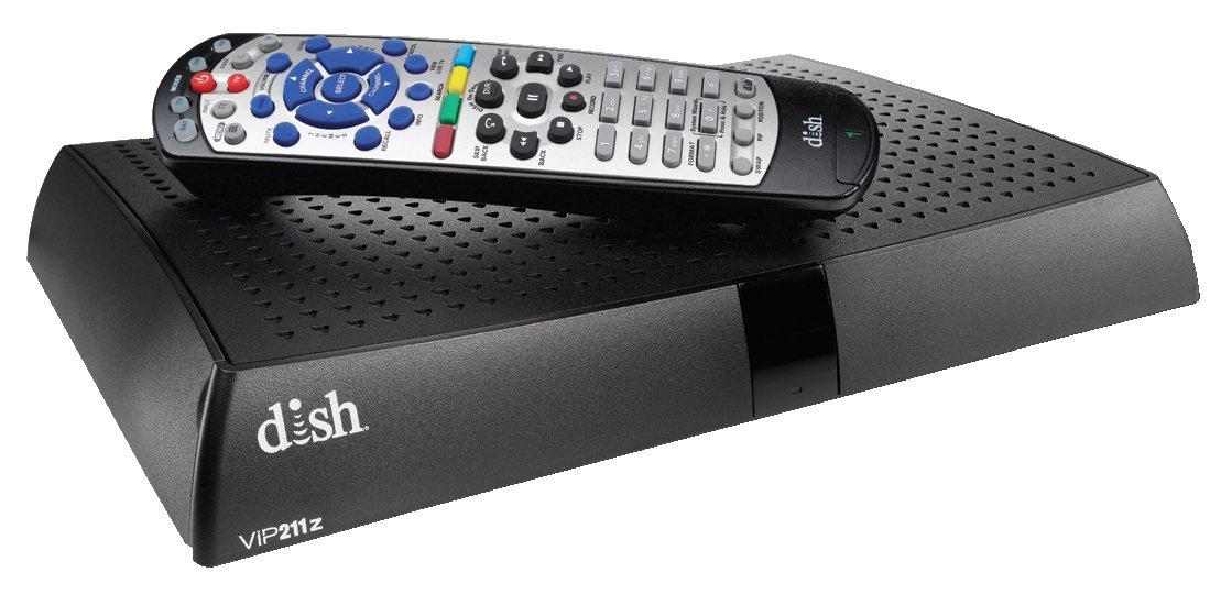 61STn3k4lUL amazon com dish solo hd receiver (vip 211z) electronics