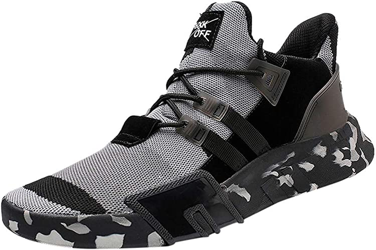 Mens Fitness Wide Fit Trainers Shoes