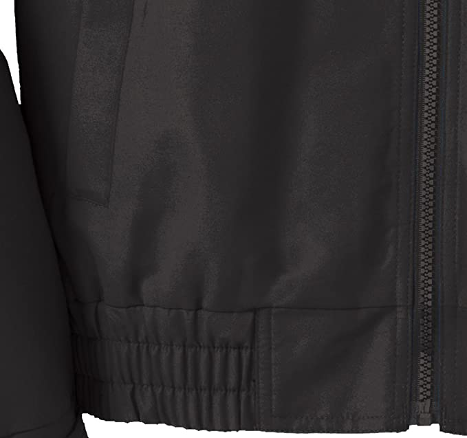REFLECTIVE logo fleece lining Emergency Medical, EMS Navy economy jacket