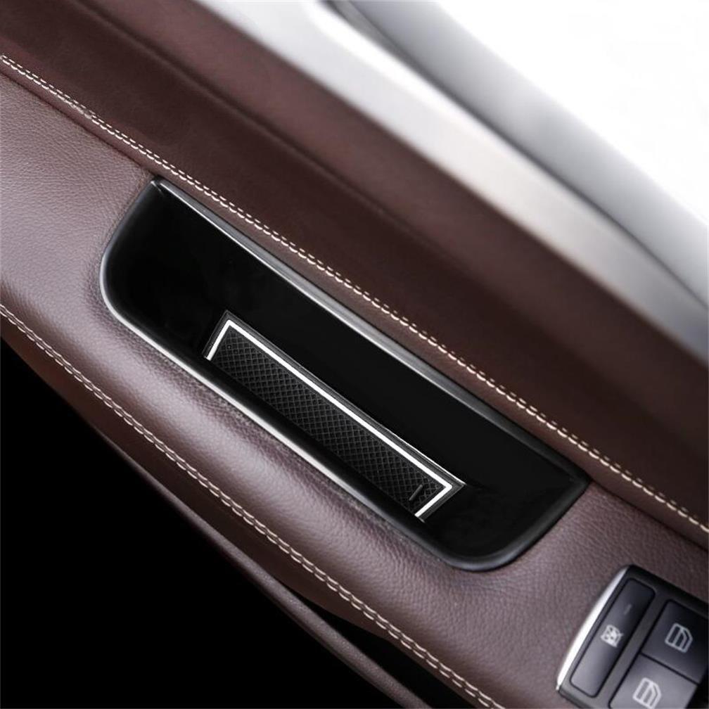 Vesul Front Row Door Storage Box Fits on Mercedes-Benz ML-Class GL-Class 2012-2016 GLE-Class GLS-Class 2017 2018 2019