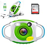 KEBIDU Kids Camera Digital Children Cameras Mini