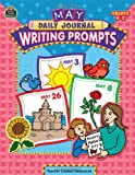 May Daily Journal Writing Prompts, Maria Elvira Gallardo, 1420631349