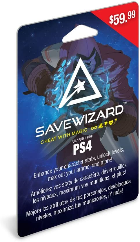 Amazon.com: Hyperkin Save Wizard Save Editor for PS4 ...