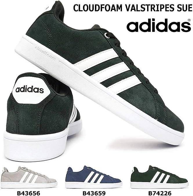 adidas cloudfoam valstripes