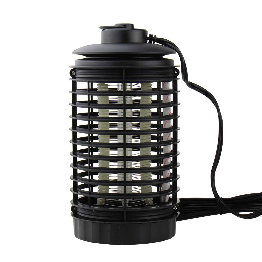 Lámpara Anti Mosquitos,ZARLLE Electrónica Mosquito de la ...
