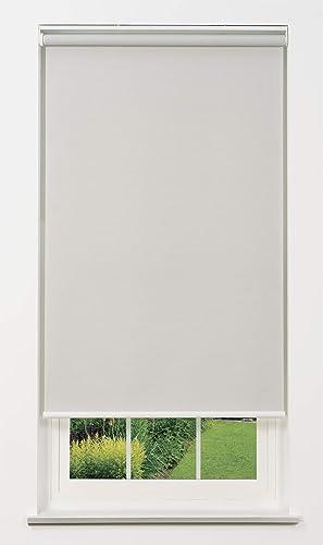 Linen Avenue Cordless 1 Solar Screen Standard Roller Shade