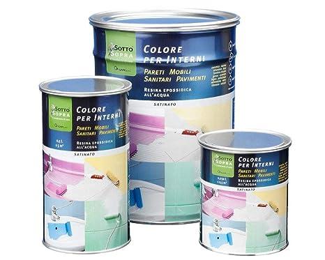 Vernice allacqua per pavimenti mobili e sanitari gapi colori per