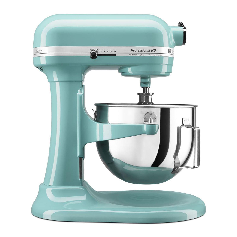 Amazon.com: KitchenAid Professional HD Stand Mixer - Aqua Sky ...