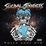 World Gone Mad (Gtf./2lp/Ltd.Blue Vinyl) [Vinyl LP]