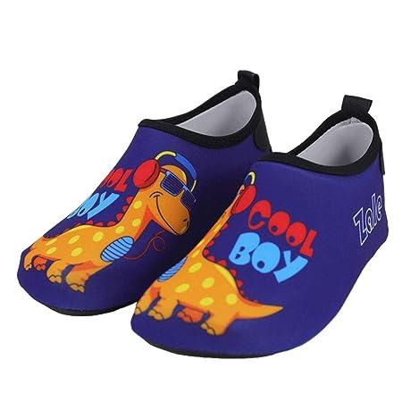 GDSSX 【 Zapatos De Playa para Niños Zapatos De Natación ...