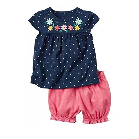 Amazon.com: Dragonfly Red Newborn Clothing Sets Girl T-Shirt Jumpers Shorts Pants Summer Outfit 6 9 12 18 24 Month: Clothing
