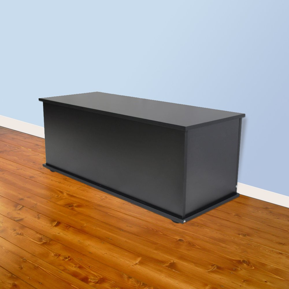 Wooden Ottoman box / Chest / Trunk / Storage Box - Colour: Black - Bedroom Chest Wooden Bedroom Ottoman Box Trunk In White: Amazon.co