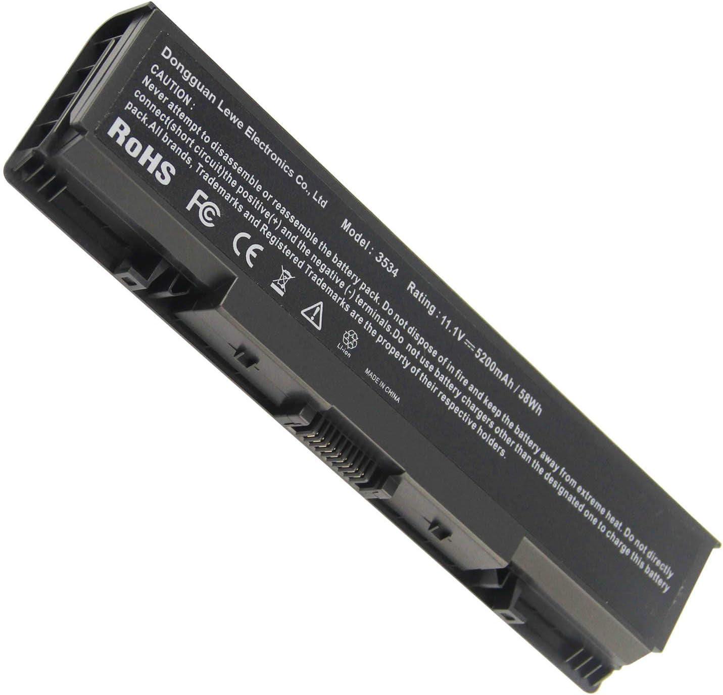 Laptop Battery for Dell 1520 1521 530s 1720 1721 Dell Vostro 1500 Vostro 1700